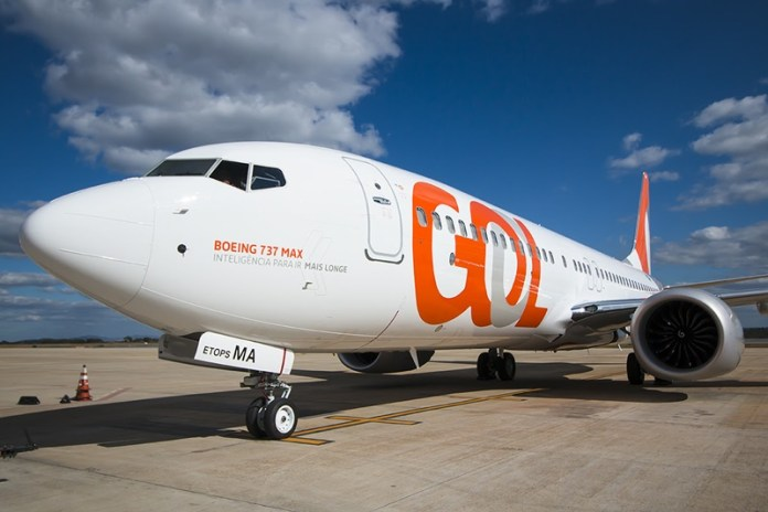 Boeing; Gol, Boeing 737-MAX 8 da Gol já está no Brasil, Portal Aviação Brasil