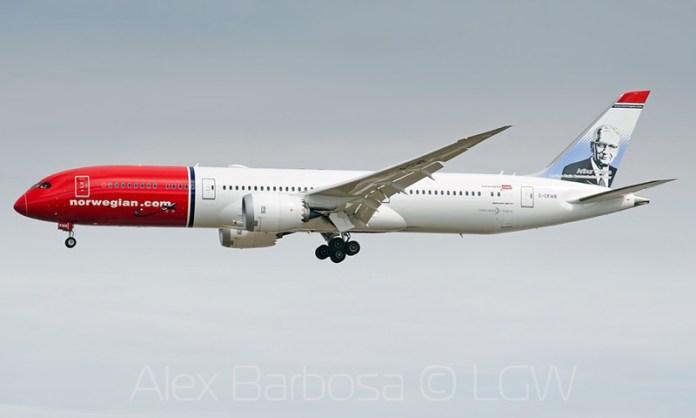 Norwegian Air UK (Reino Unido)