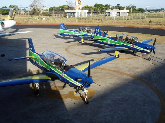 Goodyear, Goodyear apoia documentário sobre 35 anos do Tucano, Portal Aviação Brasil