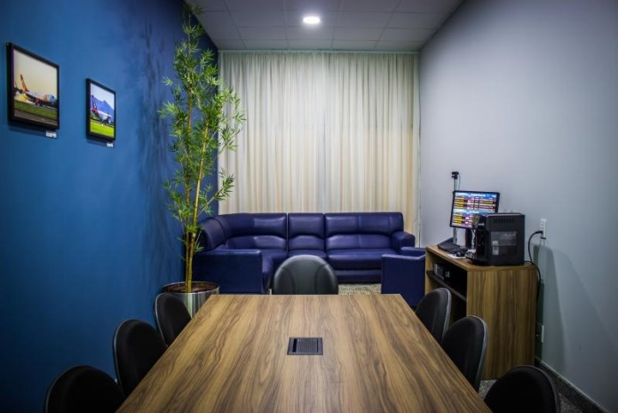 Joinville, Aeroporto de Joinville oferece reserva de espaço para executivos, Portal Aviação Brasil