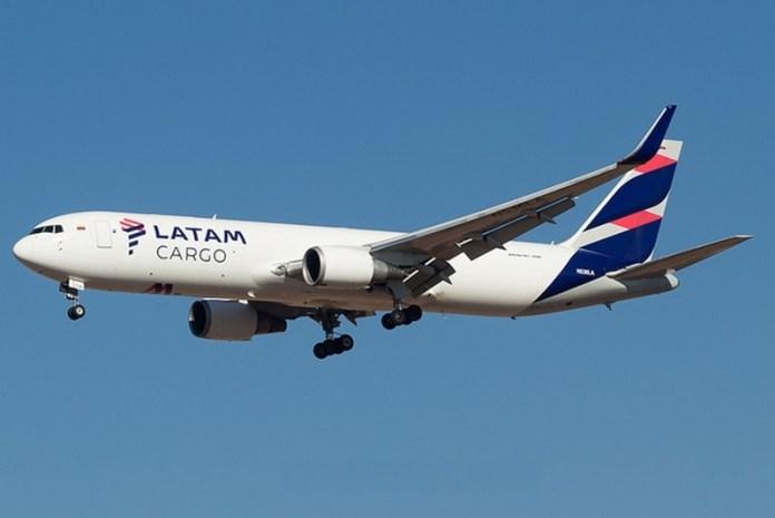 Latam, Latam Cargo Brasil inicia operação em Brasília, Portal Aviação Brasil