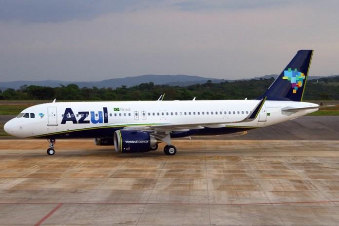 Airbus, Azul Linhas Aéreas recebe um novo Airbus A320Neo, Portal Aviação Brasil