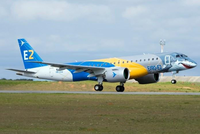 Embraer, Embraer abre 100 vagas para o Programa de Estágio 2019, Portal Aviação Brasil