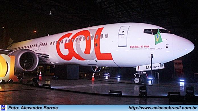 , Gol irá arrendar 11 novos Boeing 737-Max 8, Portal Aviação Brasil