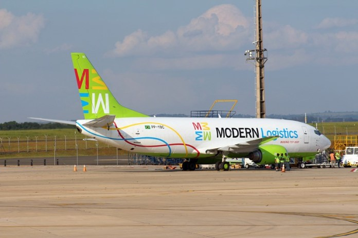 Modern Logistics, Modern Logistics busca investimentos para ampliar operações, Portal Aviação Brasil