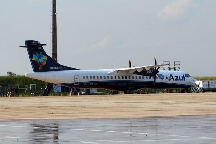 Pato Branco, Azul amplia operação e coloca mais voos em Pato Branco, Portal Aviação Brasil