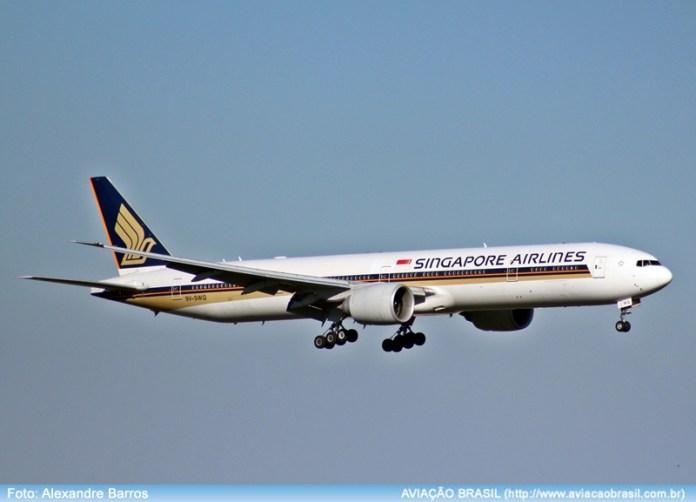 Singapore Airlines (Cingapura)