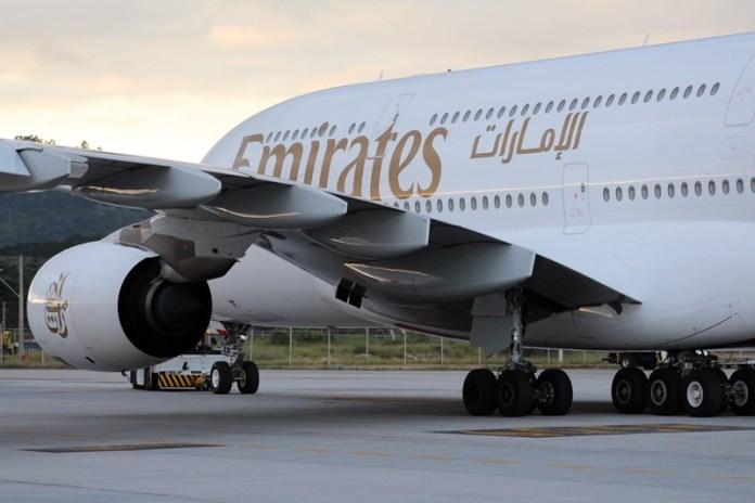 Emirates, Emirates transmitirá a final da Champions League e Liga Europa a bordo de seus aviões, Portal Aviação Brasil