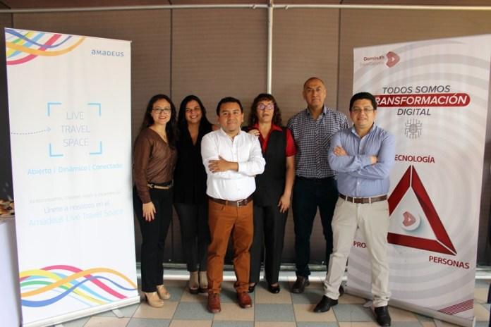 Amadeus, Domiruth Travel Service contrata a Amadeus para Digital Transformation, Portal Aviação Brasil