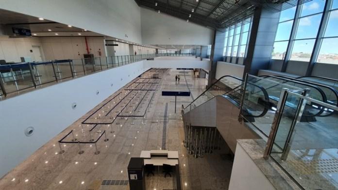 , Fortaleza Airport recebe nova área de check-in, Portal Aviação Brasil