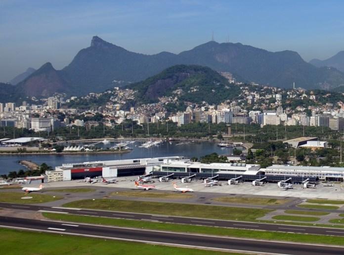 Santos Dumont, Obras na pista principal do Santos Dumont começam dia 24, Portal Aviação Brasil