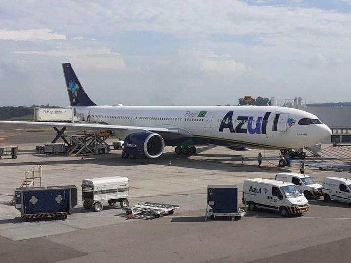 Azul deve chegar em maio a 107 operações diárias em Campinas