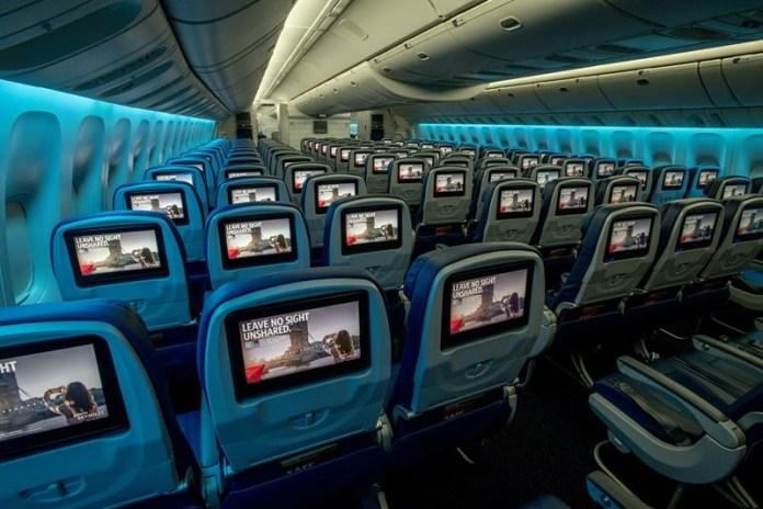 Delta instala telas de entretenimento em número recorde de aeronaves