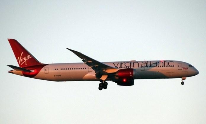 Covid-19 posterga Virgin Atlantic no Brasil