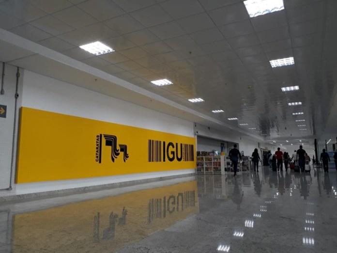 Foz do Iguaçu ganha novos voos a partir desse mês