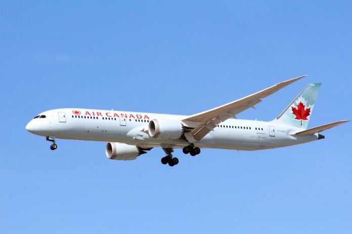 Air Canada inicia hoje voo Montreal – São Paulo