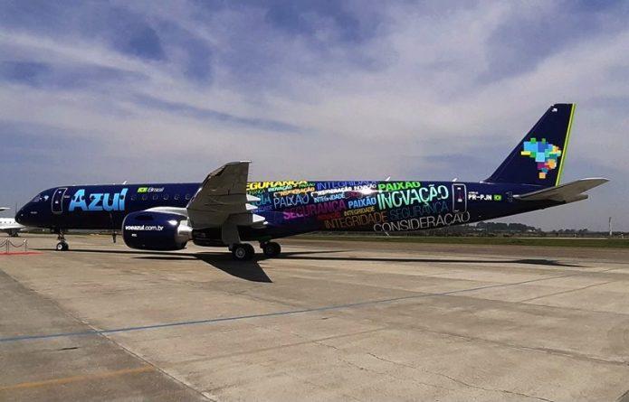 Azul volta a operar em Aracati (CE) mas muda o destino