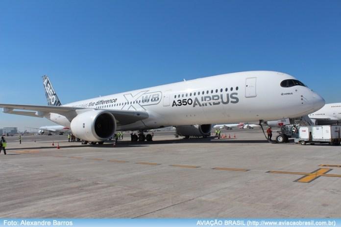 Airbus desenvolve solução para transformar A330 e A350 de passageiros em carga durante a pandemia de Covid-19