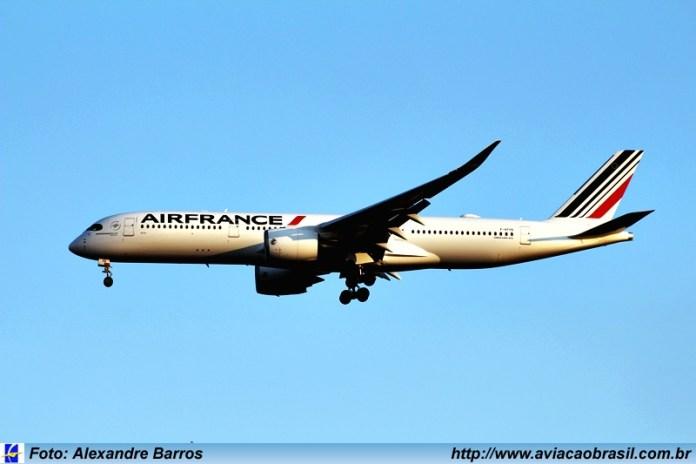Programação da Air France e KLM mostram aumento de voos para o Brasil
