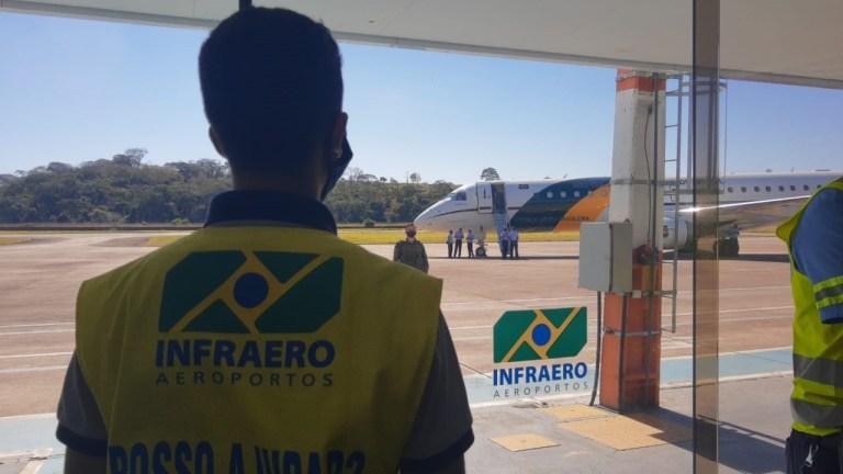 Infraero administrará o Aeroporto de Ipatinga