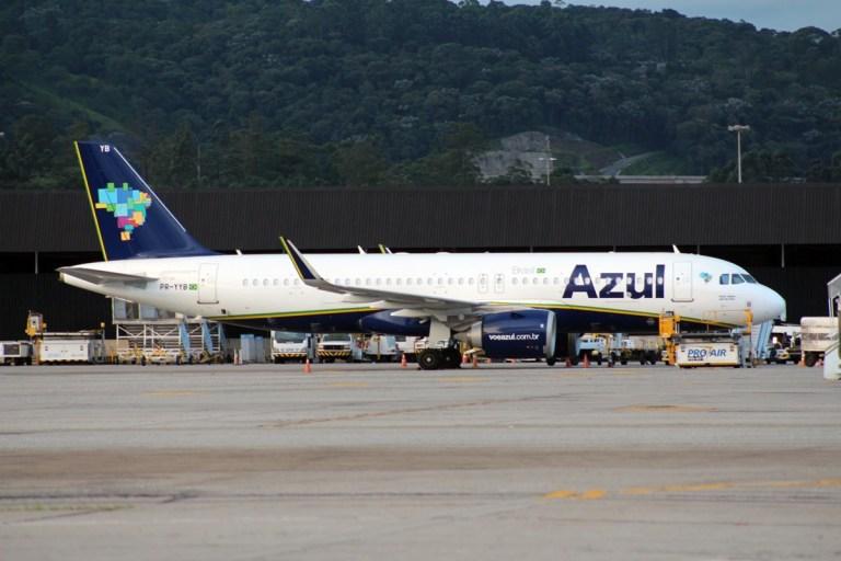 Recife se torna primeiro hub da Azul a recuperar 100% da capacidade operacional