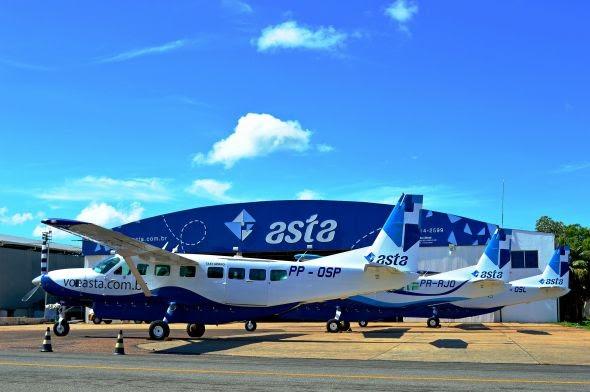 Asta Cargo é o novo braço de operações da Asta Linhas Aéreas