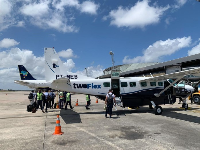 Azul Conecta com dois novos voos em Recife