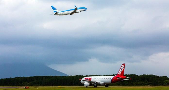Alta Temporada de Verão marca retorno dos voos internacionais em Florianópolis