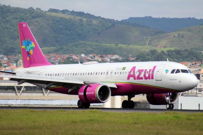 Azul tem novidades no Paraná, no Rio de Janeiro, na Bahia e no Ceará