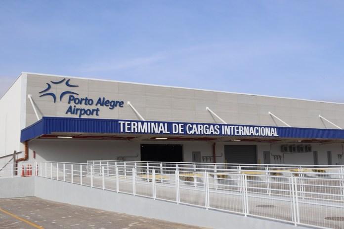 Infraestrutura do novo TECA do Porto Alegre Airport é finalizada