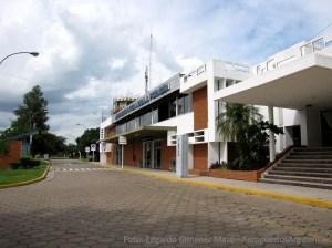 Aeropuerto Internacional de Formosa (foto: Edgardo Gimenez Mazó)