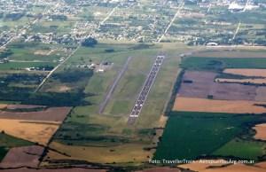 Aeropuerto de Paraná - Entre Ríos (Foto: @travallertrain)