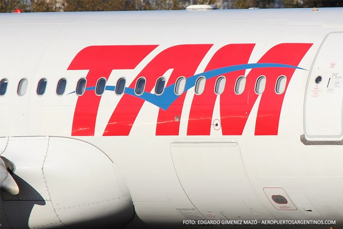 TAM Airlines - Airbus A320