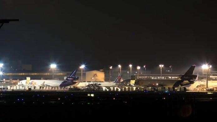 Terminales de carga de Narita (Foto: ORIONNEW/Panoramio)