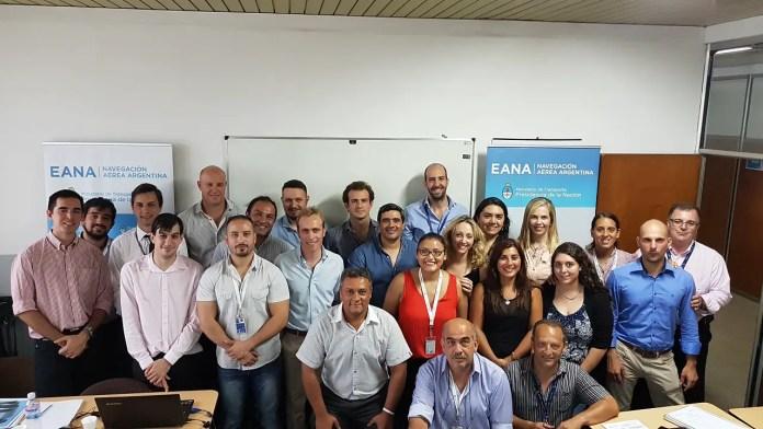 EANA - Optimización de rutas - reunion