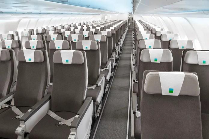 LEVEL - A330 - interior