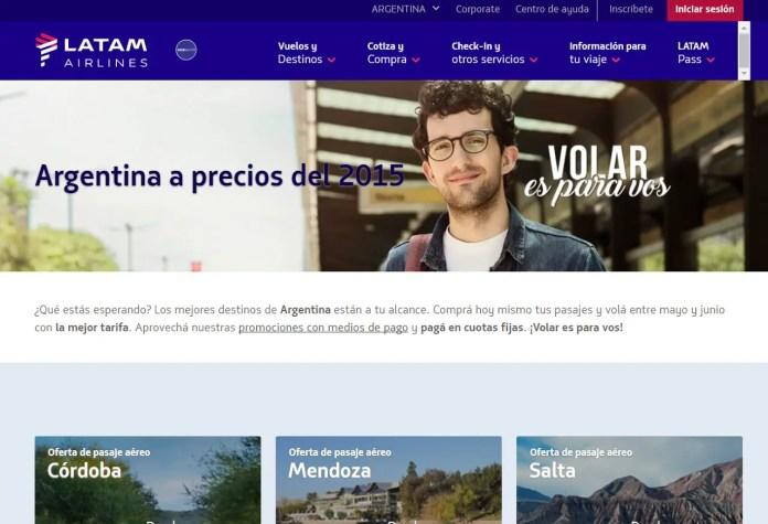 LATAM Argentina - argentina a precios de 2015 ABR2017