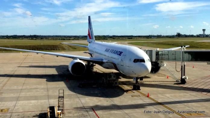 Boeing 777-200 F-GSPR de Air France.