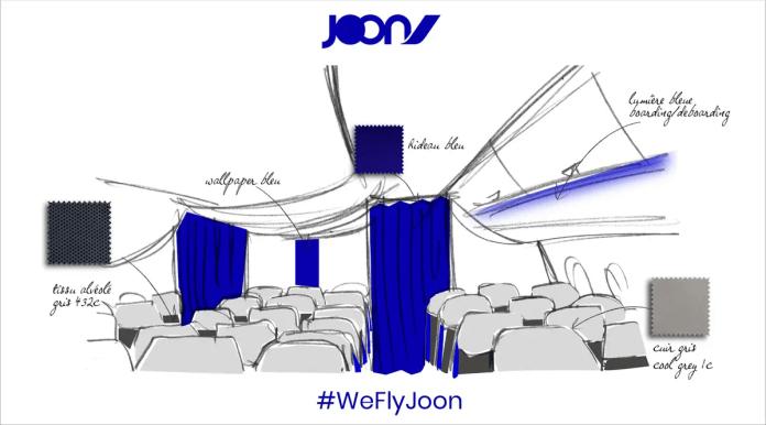 Joon - cabina Economy