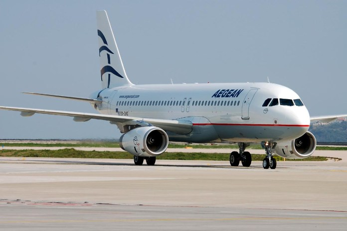 AEGEAN - A320