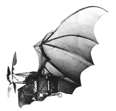 Avión III de Clement Ader