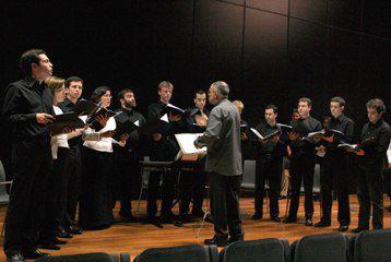 coro da NOVA 1