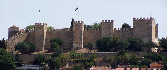 Castelo-Sao-Jorge-Lisboa-Portugal - Copy