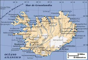 mapa da islandia feira do livro de frankfurt 2011