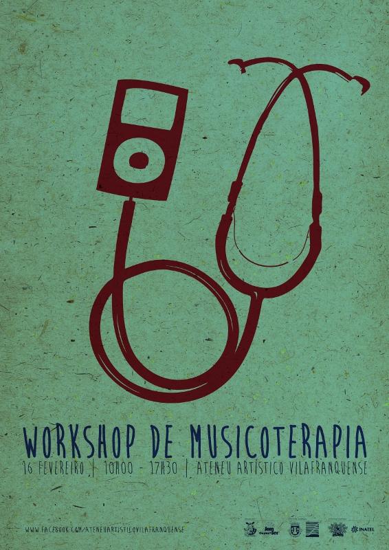 Ateneu - workshop de musicoterapia