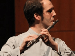 jovens flautistas OML