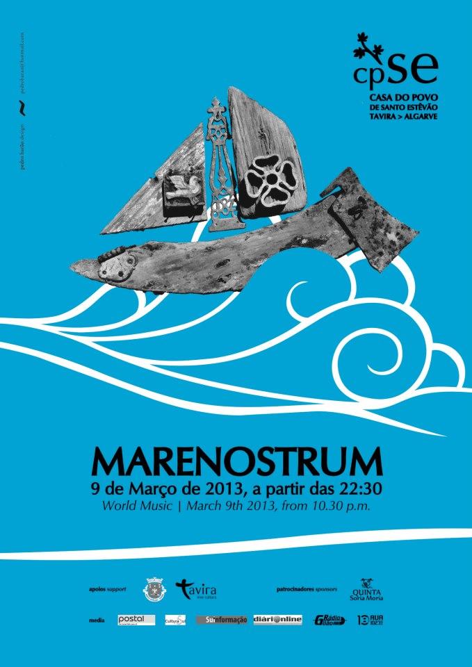Marenostrum algarvio - I