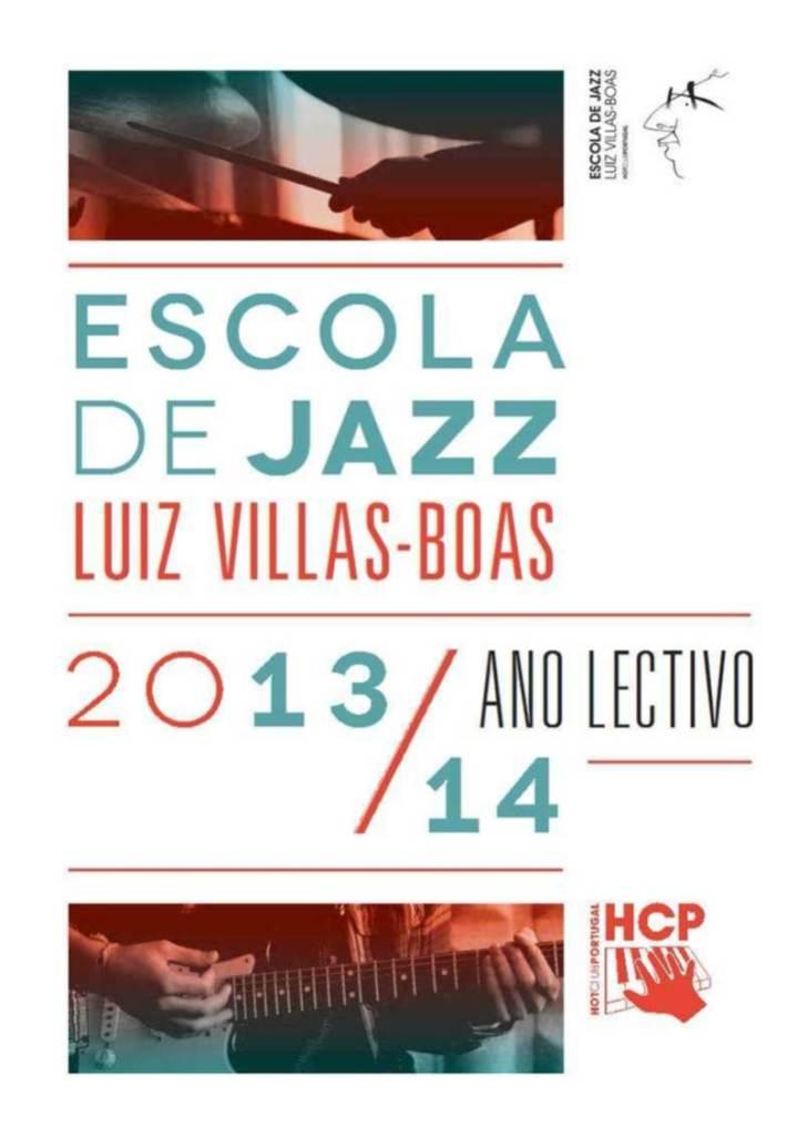 Hot Club - Escola - Programa 2013 - 2014