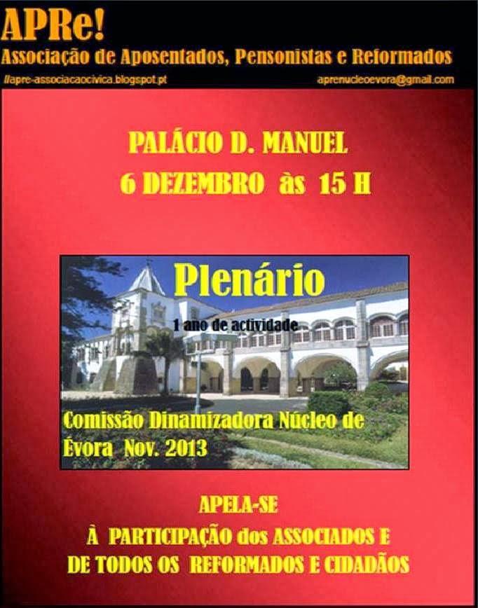 Plenário1 - Évora