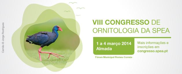 VIII Congresso de Ornitologia